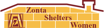 Zonta Shelters Women!